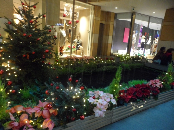 Roppongi Hills Christmas 2011