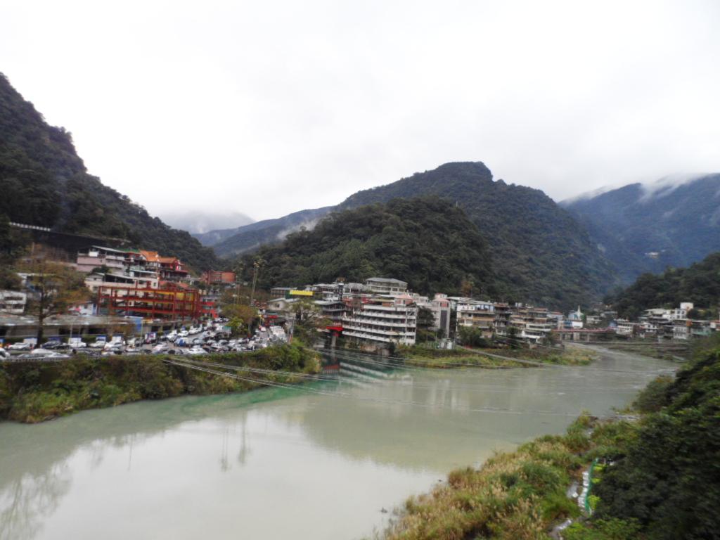 Nanshi creek 南勢溪